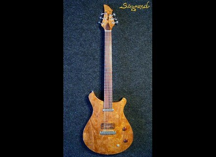 Siegmund Guitars Suspense Guitar