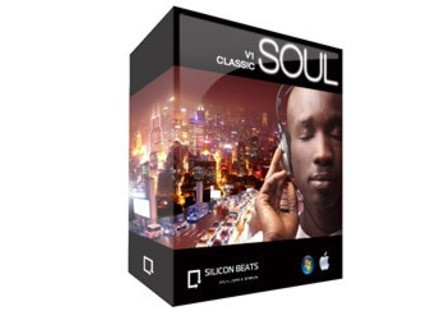 Silicon Beats Classic Soul Drum Loops V1
