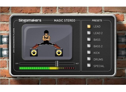 Singomakers Magic Stereo