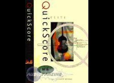 Sion Software QuickScore Elite Level II 2009