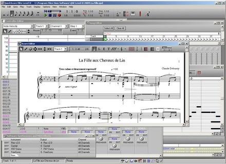 Sion Software QuickScore Elite Level II 2011