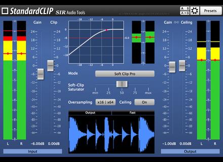 SIR Audio Tools StandardCLIP