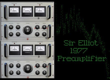 Sir Elliot 1977 Preamplifier