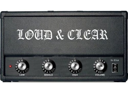 Sir Elliot Loud & Clear