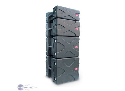 SKB Space Roto Rack 4U