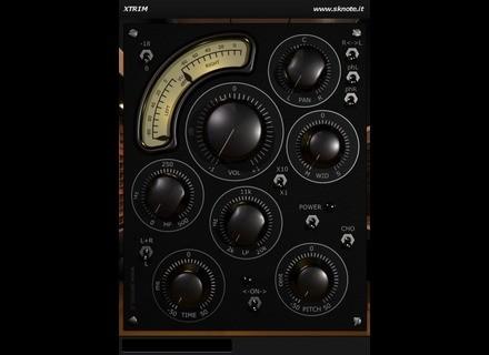 SKnote Xtrim - Mixing Tools