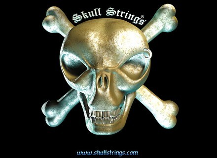 Skull Strings Drop Line