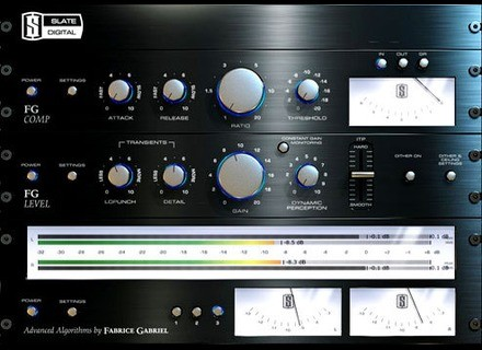 Slate Digital FG-X Virtual Mastering Processor