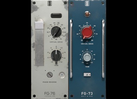 Slate Digital Virtual Preamp Collection