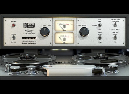 Slate Digital VTM Virtual Tape Machines