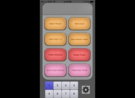 Slate Pro Audio Slate Remote