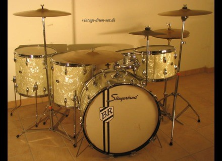 Slingerland Buddy Rich Kit