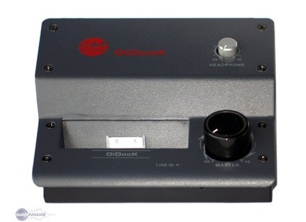 SM Pro Audio DiDock - Black