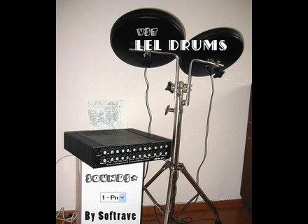 Softrave Lel Drums [Donationware]
