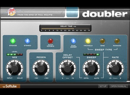 Softube Fix Doubler