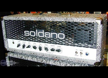 Soldano Hot Rod 50 XL+