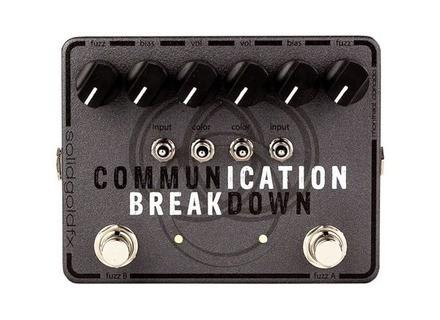 SolidGoldFX Communication Breakdown