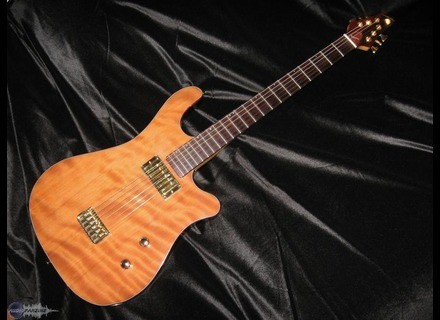 Soloway Guitars The Jazz Wing