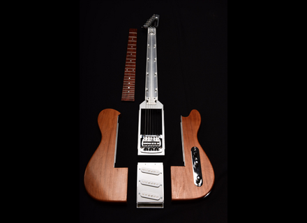 Somnium Guitars Reconfigurable Guitar