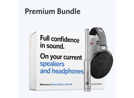 Sonarworks Reference 4 Premium Bundle