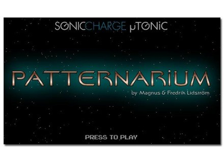 Sonic Charge Patternarium