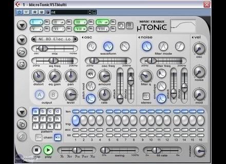 Sonic Charge µTonic 2 (MicroTonic 2)