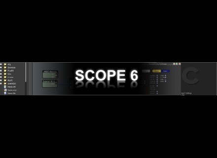 Sonic Core Scope 6 - Open Scope