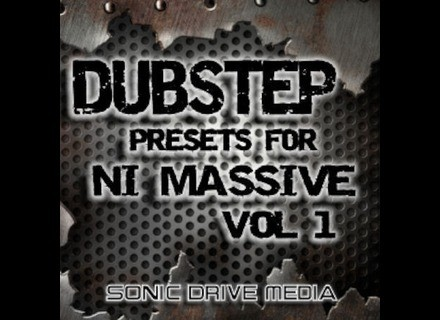 Sonic Drive Media Dubstep for NI Massive Vol. 1