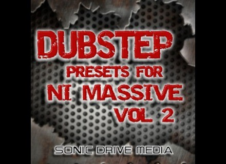 Sonic Drive Media Dubstep Instrument Rack Presets