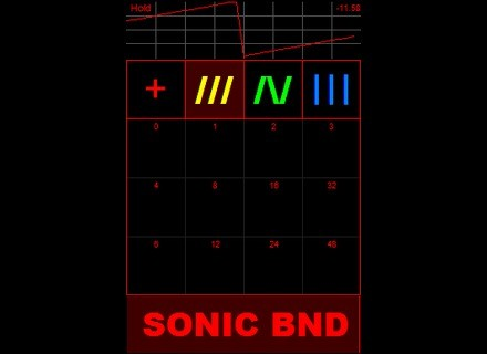 Sonic Emblem Sonic BND