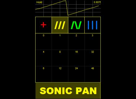 Sonic Emblem Sonic PAN