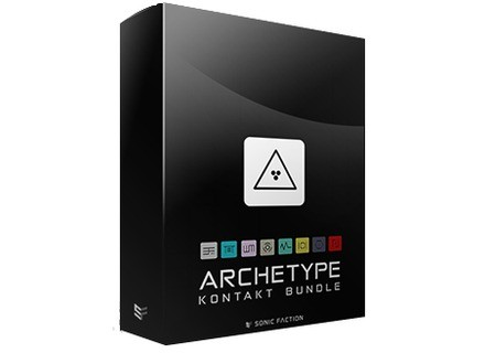 Sonic Faction's Archetype integrated with Maschine
