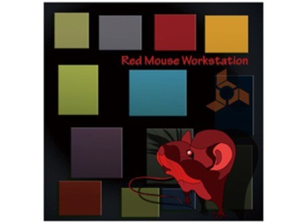 Sonic Flavours RED MOUSE WORKSTATION