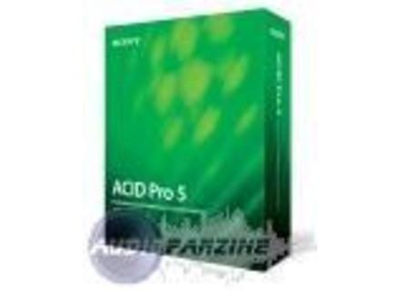 Sonic Foundry Acid Pro 5.0