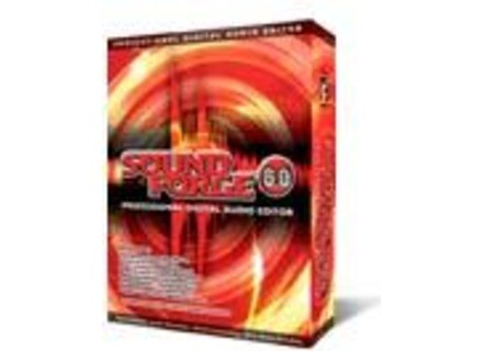 Sonic Foundry Sound Forge 6.0