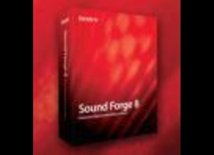 Sonic Foundry Sound Forge