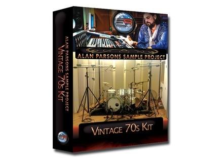 Sonic Reality Alan Parsons Vintage 70s Kit