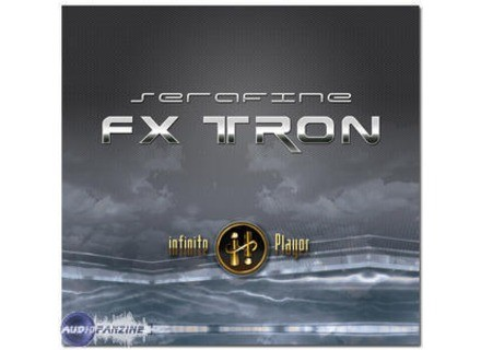 Sonic Reality Serafine FX Tron