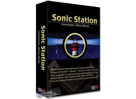 Sonic Reality Sonic Station