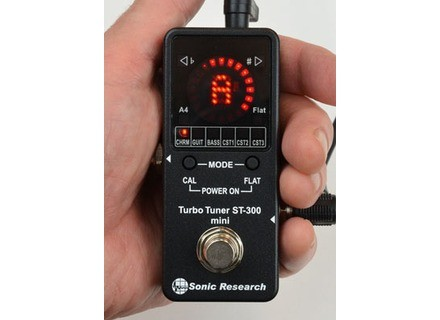 Sonic Research ST-300 Mini