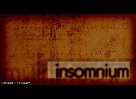 Sonic Sector Insomnium Kontakt Library