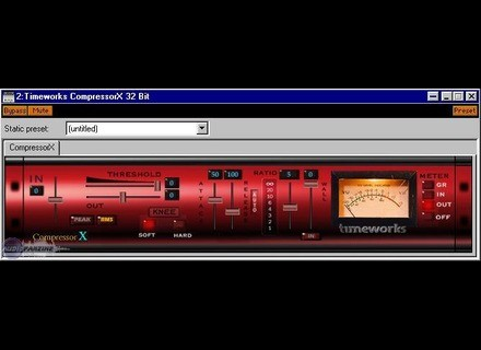 Sonic Timeworks CompressorX