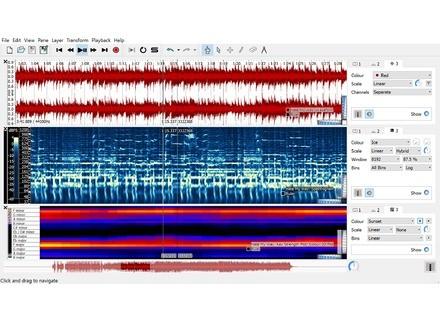 Sonic Visualiser Sonic Visualiser 3