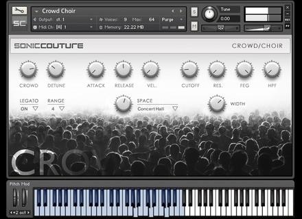 Soniccouture Crowdchoir