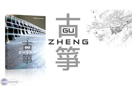 Soniccouture GuZheng - Chinese Zither