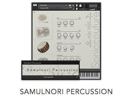 Soniccouture SAMULNORI PERCUSSION