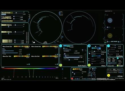 sonicLAB Cosmosƒ FX