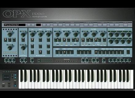 SonicProjects OP-X PRO II