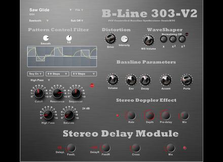 SonicXTC B-Line 303 V2