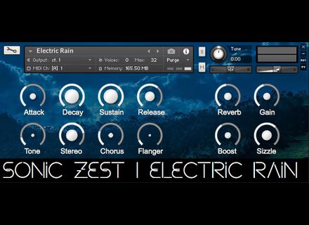 SonicZest Electric Rain